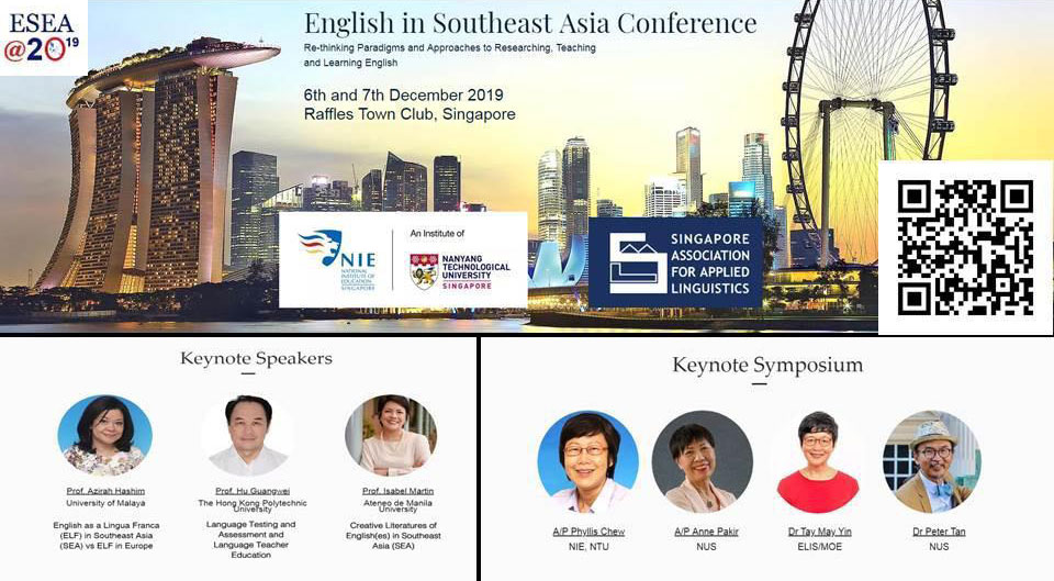 20th English in Southeast Asia Conference – Malaysian